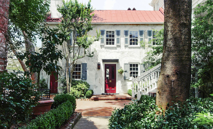 Architectural Digest An Insider's Guide to a Stylish Weekend in Charleston